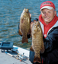 This oft-overlooked, cold-weather hotspot is coming on strong as another topnotch winter smallmouth water. Here's where you should try right now. (January 2006)