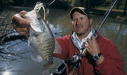 5 picks for kentucky crappie for Crappie fishing in ky