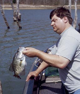 5 Commonwealth Hotspots For Spring Crappie
