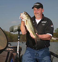 Ohio river bass hotspots for Bass fishing in ohio