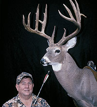 Here are several more hat-rack bucks from last season, starting with Floyd Carpenter's big No. 2 all-time typical!