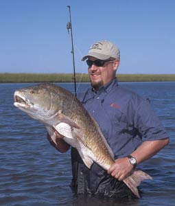Both the east and the west sides of Louisiana's Gulf Coast can claim rip-roarin' redfishing. So which rates the top spot? (April 2007)