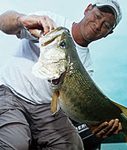 The Changing Face Of Caney Lake