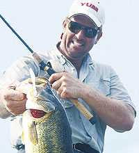 Louisiana's Big-Water Bass
