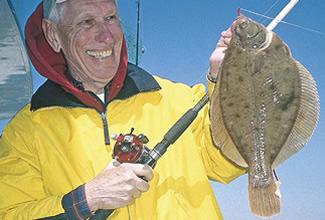 Central Jersey's Flounder Bounty