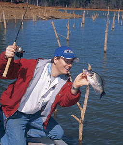 Michigan's Top Spring Crappie Waters