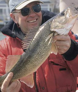 Our Great Lakes Walleyes