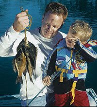 Nine Great Family Fishing Getaways