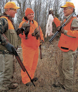 Even though the ruffed grouse population is back on the rise, you'll still have to hunt hard this season. But isn't that what bird hunting is all about? (September 2007)