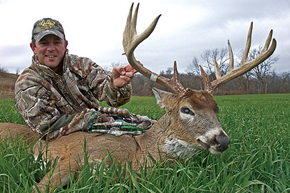 From the fields of western Minnesota to the remote northwoods and southeastern bluffs, Minnesota is full of whitetail bowhunting promise. Will you seize the opportunity this fall? (September 2009)