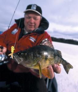 Minnesota's Sure-Thing Ice-Fishing