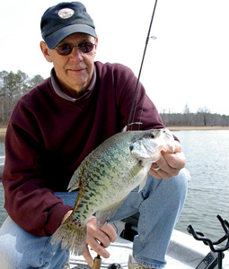 2008 missouri crappie forecast fill your pan for Crappie fishing in missouri