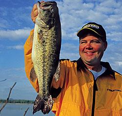 Missouri's Topwater Largemouths