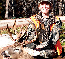 Last year provided a deer season full of giant bucks and great stories. Here's a collection of those accounts from Mississippi deer camps. (January 2009)