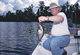 March can be a slow month or saltwater fishing. Big lakes are a long drive from home. What's an angler to do? Fish the Cape Fear River for black crappie, of course!