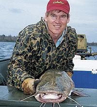 Catch Sutton Lake's Big Catfish Now!