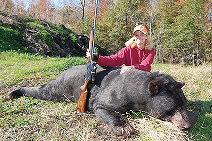 The Tar Heel State'™s Best Bear Hunting