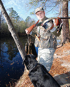 Wood ducks are the most common duck in the bag for North Carolina waterfowl hunters. Here's how to hunt 'em. (December 2009)