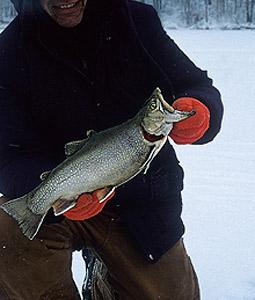 New England's Ice-Fishing Hotspots