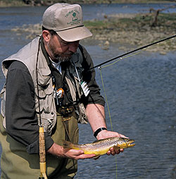 Here's a look at what's in store for New England's trout fishermen in 2010. (March 2010)