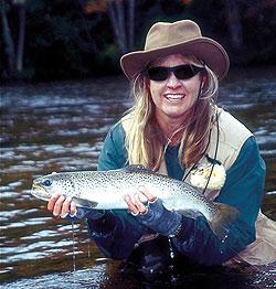 Maine 39 s sebago lake salmon comeback for Maine salmon fishing