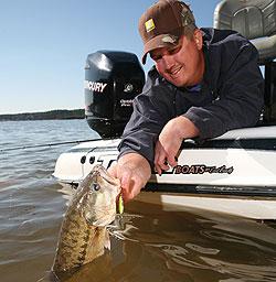 Massachusetts 39 hottest bass lakes for Freshwater fishing in massachusetts
