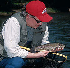Northern New England's trout action heats up this month, with thousands of miles of prime trout rivers and streams waiting to be fished. Our selection of proven hotspots will get you started. (June 2006)