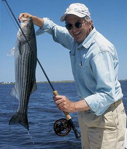 Massachusetts hotspots for august stripers for Best saltwater fishing spots in nj