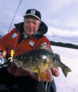 Here's where to go in New England this month for some great winter fishing.  (December 2007)
