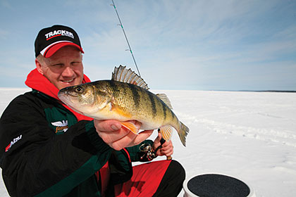 Wait for safe ice, and then head for these top-rated winter fisheries for some exciting angling for trout, bass, perch, walleyes, muskies and other popular species. (December 2009)