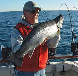 New york 39 s finger lakes spring trout for Trout fishing ny