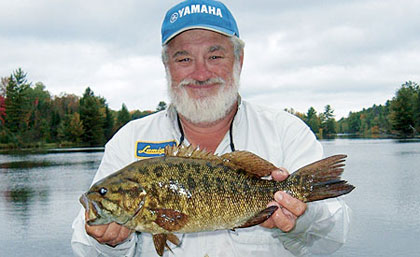 Our Finest Fall Hotspots for Smallmouth Bass