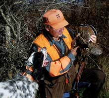 New York's public-hunting areas offer some of the best fall grouse hunting in the Northeast. Here's a sampling of state-managed hotspots where good shooting is the order of the day! (Nov 2006)