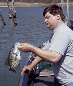 Now's the time to start filling the freezer with slab crappies, and these biologist-recommended hotspots are sure to produce great catches all spring. (March 2007)