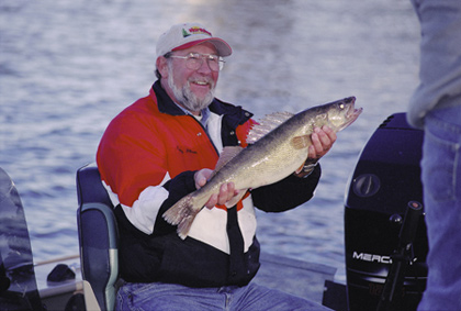 Buckeye state hotspots for spring walleyes for Ohio state fish