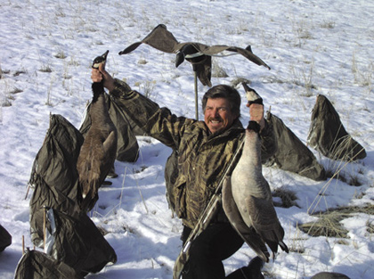 Northeast Ohio is the place to be as cold weather drives resident and migrant geese south from Lake Erie. Here's where to find them on public land this month. (December 2007)
