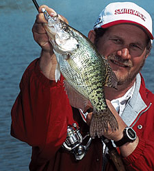 You might find the fishing at these well-liked Oklahoma City-area lakes a bit crowded this spring, but there'll be room enough -- and more than enough crappie for all to catch! (April 2006)