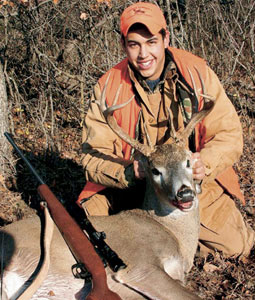 It's never too early to locate the Oklahoma bucks you'll be hunting next fall. Here are some tips to get you started now. (July 2007)