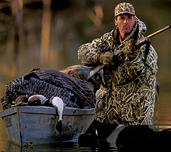 How was the waterfowling in your part of the state last year? Well, some biologists believe that you can expect the same again this fall. (October 2008)