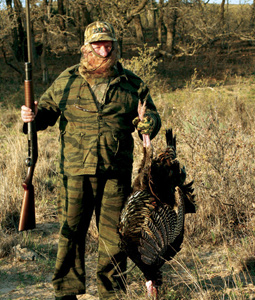 If you expect to collect a turkey this month in Oklahoma, the first thing you need to do is to forget what you learned about hunting them in the spring.(November 2007)
