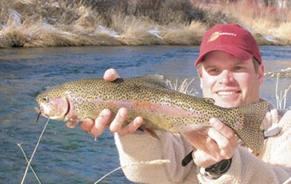 Things are looking good for Keystone State trout fishermen this year. Here's what biologists are doing to improve angling opportunities in your region. (March 2007)