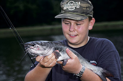 Our Top 10 Late Summer Catfish Hotspots