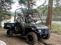 Utility Vehicles For Sportsmen