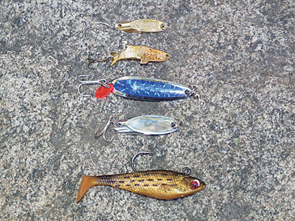 5 Sure-Fire Lures For Pickerel