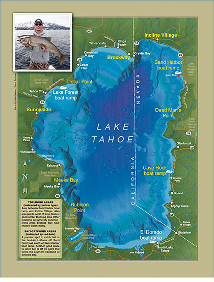Top-Lining Tahoe's Trout