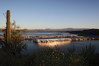 The hook up lake pleasant