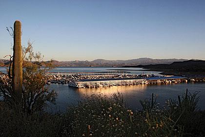 Early-Season Bass At Lake Pleasant