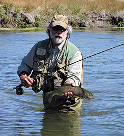 You can drop a line in the North Platte, South Fork Boise and Beaverhead rivers, or you can fish them like a pro. Here are tips to get you on the water and catching plump rainbows quickly. (June 2009)