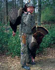 The author shares some of his most successful turkey-hunting tactics learned over more than 35 years of hunting in South Carolina. (April 2010)