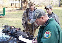 South Carolina has a number of options when it comes to public-land duck and goose hunting. Here's how to get the best out of what the state has to offer. (November 2008).
